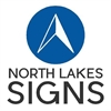 North  Lakes  Signs  Logo