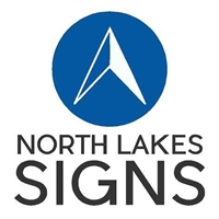 North lakes Signs