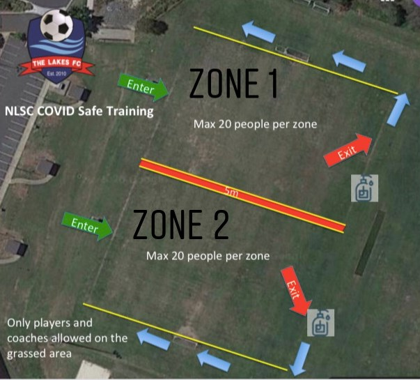 NLSC1 COVID  Safe  Layout  Rev 02